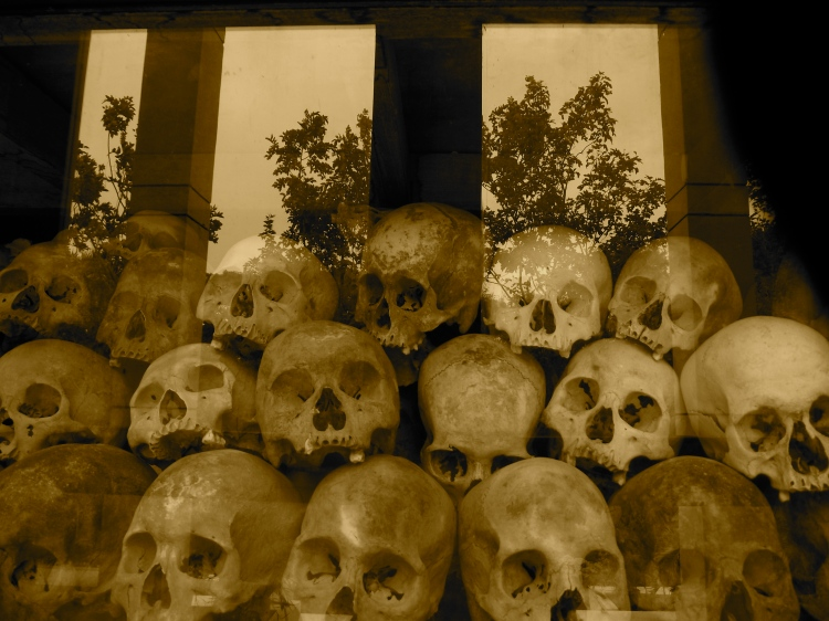 The Killing Fields in Cambodia, Taken by me, 2012