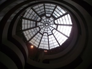 The Guggenheim Museum NYC. Taken by me! 2011