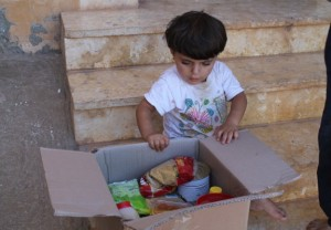 Picture from Human Care Syria's website