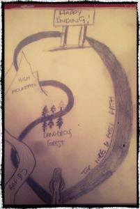 Illustration by me!